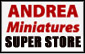 Andrea Miniatures Super Store - 54mm
