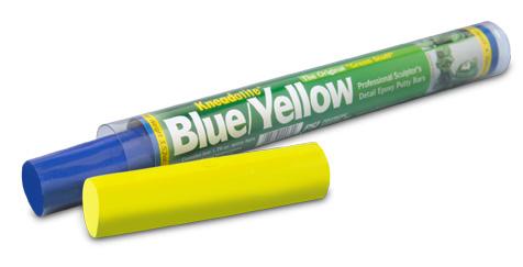 Chasseurs 1/72 KBYopenTube-blue-yellow-tub