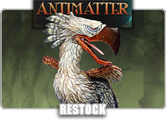 Antimatter Games!