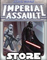 Star Wars Imperial Assault Board Game Store