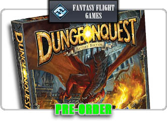 DungeonQuest, Revised Edition