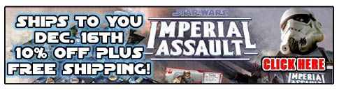 Star Wars Imperial Assault!