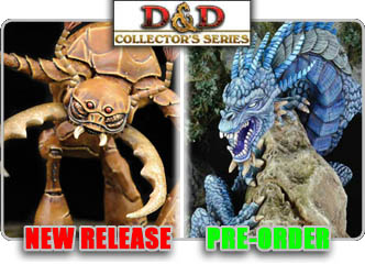 D&D Collectors Series Minis!
