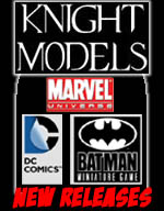 Knight Models - New Releases