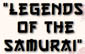 Legends of the Samurai - Andrea Miniatures
