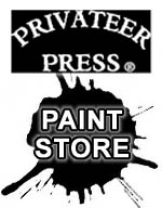 Privateer Press Paint Store