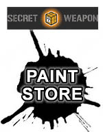 Secret Weapon Paint Store