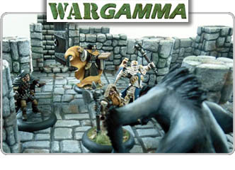 WarGamma Dungeon Builder Sets