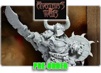 Avatars of War Miniatures!