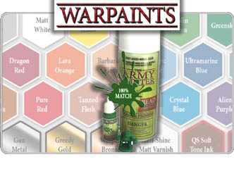 Army Painter War Paints