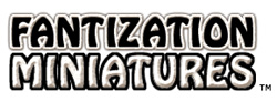Fantization Miniatures logo