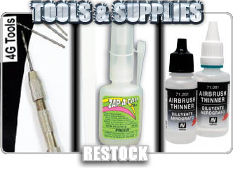 Tools and Paint Supplies!