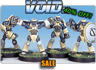 VOID Box Set 40% Off Sale!