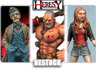 Heresy Miniatures!
