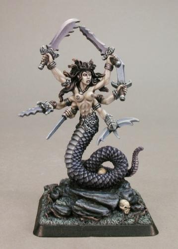 Vandorenda Naga Demon Dark Heaven