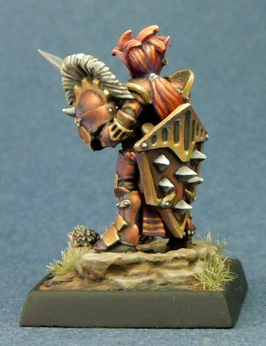 Female Gnome: Blink Berenwicket, Female Gnome Fighter