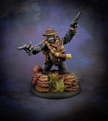 Cactus Joe, Gorilla Gunslinger - Chronoscope