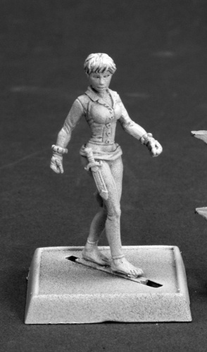 Trinia Sabor Female Rogue Pathfinder