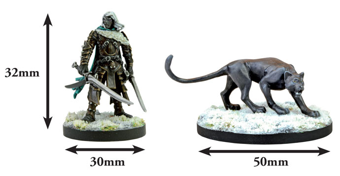 Drizzt Do Urden Amp Guenh D Amp D Collectors Series