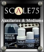 Auxilaries and Mediums - Scale75 Paints