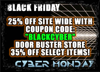 Black Friday/ Cyber Monday Sale!