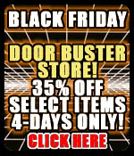 Door Buster Store 35% OFF!