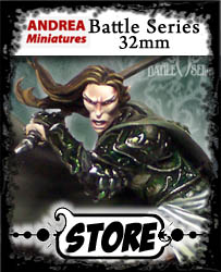 Andrea Miniatures - Battle Series