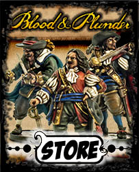 Blood & Plunder - Firelock Games