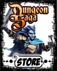 Dungeon Saga - Mantic Games