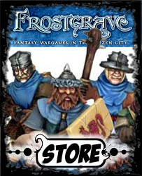 Frostgrave - North Star Military Figures