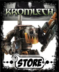 Kromlech - Conversion Bits & Accessories