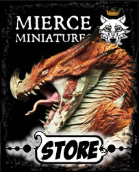 Mierce Miniatures