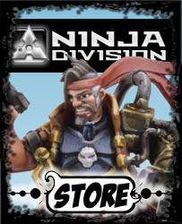 Ninja Division - Relic Knights & Super Dungeon Explore