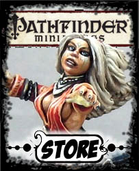 Pathfinder RPG Miniatures - Reaper
