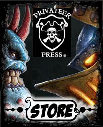 Privateer Press Store - WarMachine & Hordes