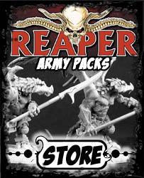 Reaper Army Packs