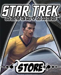 Star Trek Adventures - Modiphius Ent.