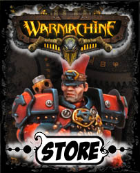 WarMachine - Privateer Press