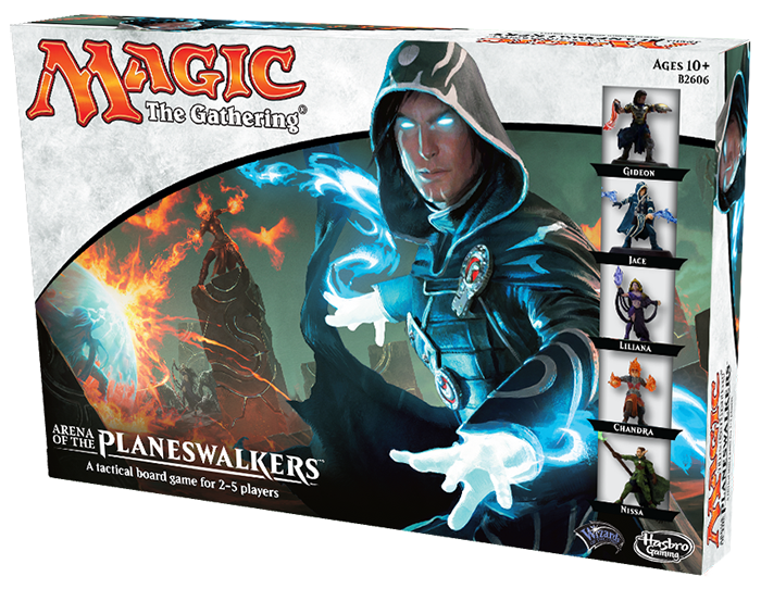 Arena of the Planeswalkers Board Game - Magic the Gathering Planeswalker Arena Board Game