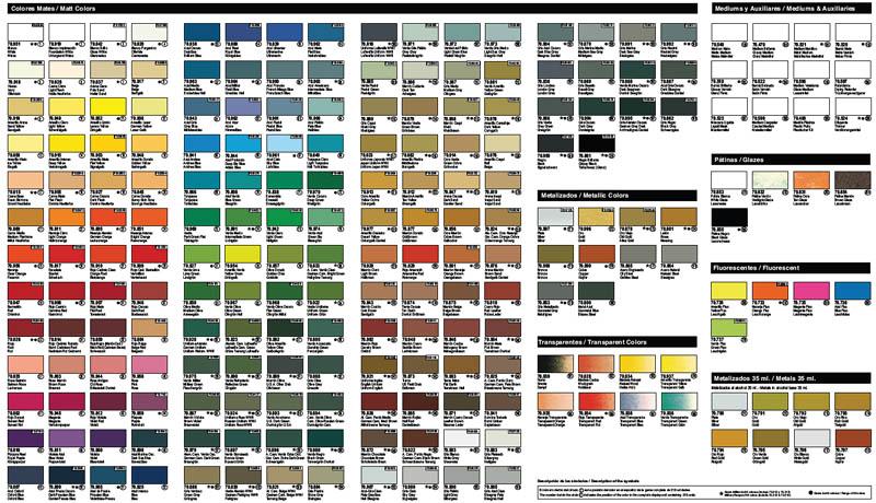 Vellejo Model Color Paint Set
