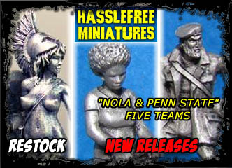 Hasslefree Miniatures Store!