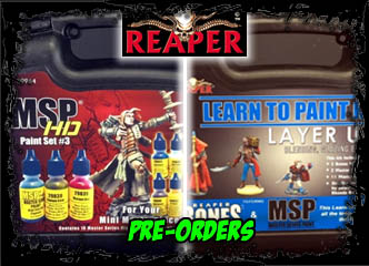 Reaper Paint Store!