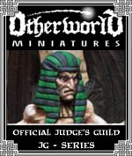 JG Series - Official Judge's Guild Miniatures - Otherworld Miniatures