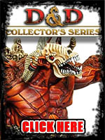 D&D Collectors Series Minaitures!