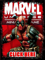 Marvel Universe Minaitures!
