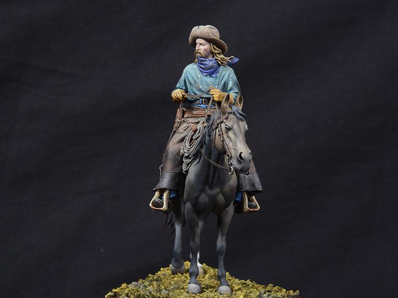 True Cowboy Box Set Classics In 90mm By Andrea Miniatures