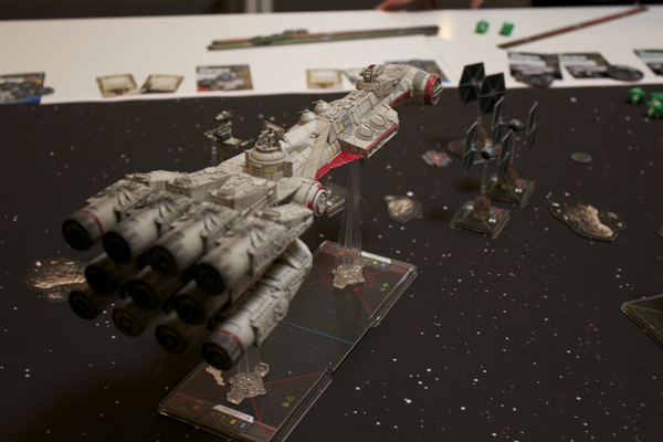 Tantive Iv Expansion Star Wars X Wing