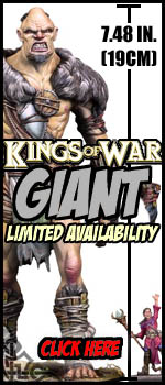 Kings of War GIANT!