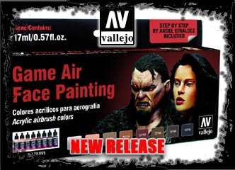 Vallejo Paints!