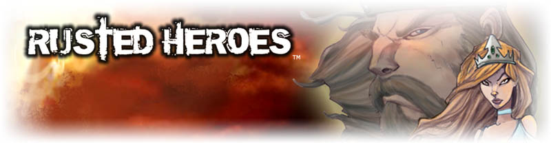 Rusted Heroes Store!